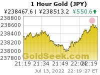 GoldSeek.com provides you with the information to make the right decisions on your Yen Gold 1 Hour investments